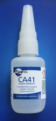 Scigrip CA41 20g Universal Instant Adhesive 120cps
