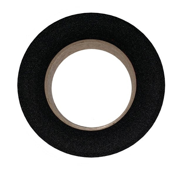AS502 20mm x 6mm x 20M S/S PVC/Nitrile Black Foam Tape