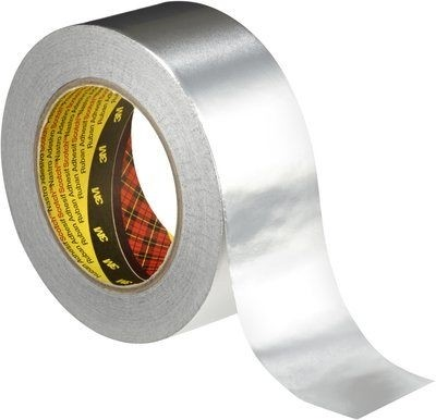 3M 1436 100mm x 50M Aluminium Foil Tape