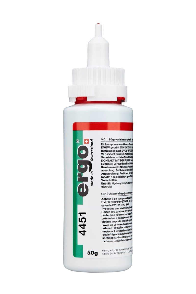 Ergo 4451 High Strength Compound Adhesive 50g