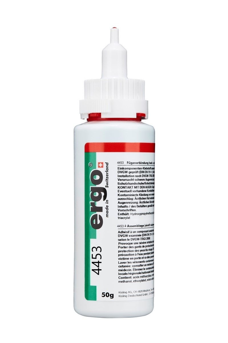 Kisling Ergo 4453 Heat Resistant Retainer 50ml