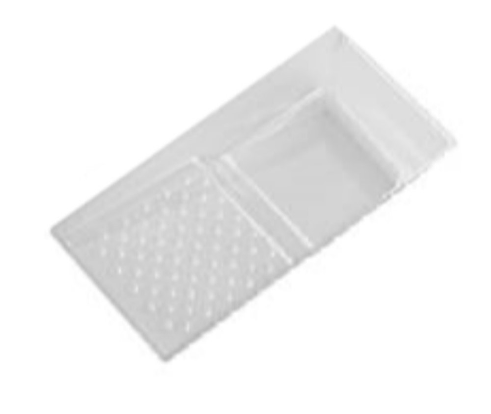 Clear Plastic Application Tray Insert (300mm x 150mm)