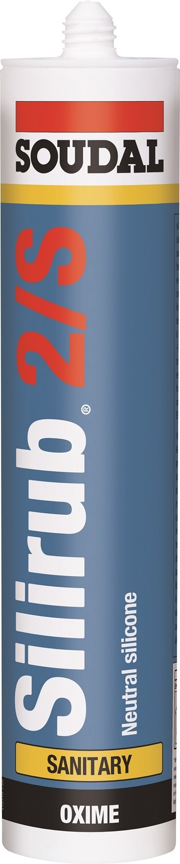 Silirub 2S RAL9010 Pure White 300ml