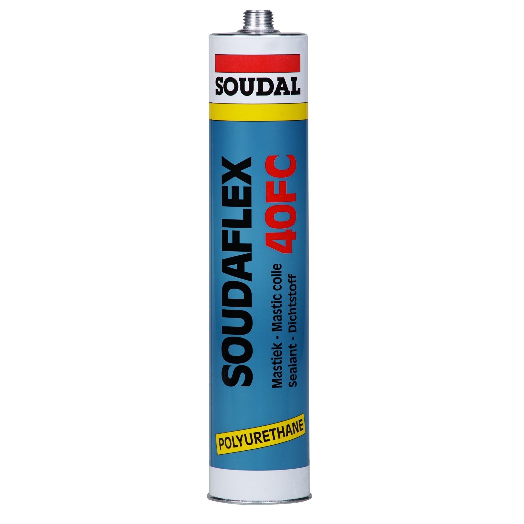 Soudaflex 40FC Grey High Mod Polyurethane 310ml