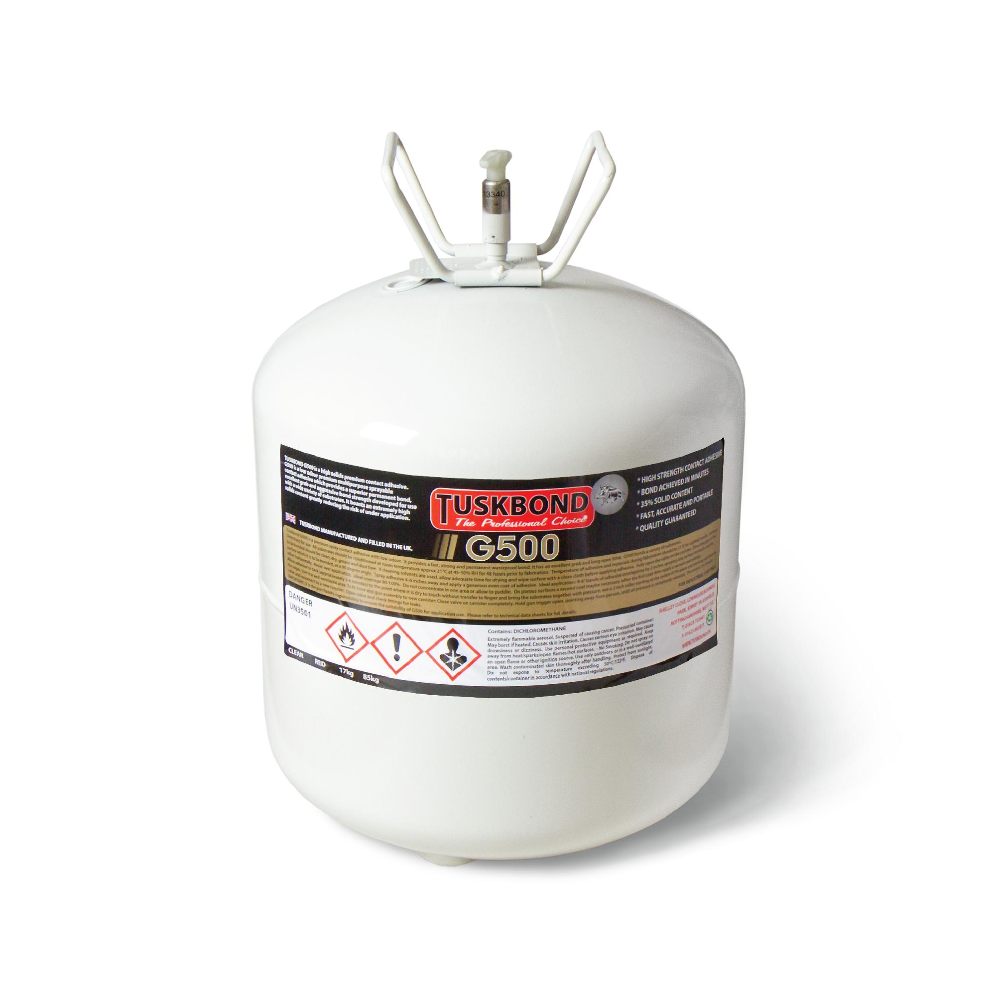 Tuskbond G500 Premium Contact Adhesive 17kg