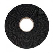 23mm x 4.5mm x 10M S/S PVC 502 Black Foam Tape