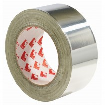 50mm x 50M CW30 Aluminium Foil Tape