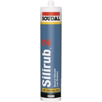 Silirub 2 Alu/Grey Low Modulus Silicone 310ml