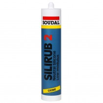 Silirub 2 Clear Low Modulus Silicone 310ml