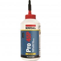 Soudal Pro 45P D4 Polyurethane WaterResistance 750gr